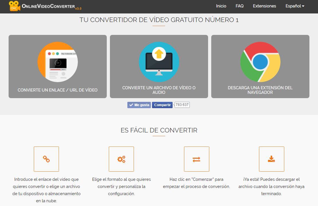 OnlineVideoConverter-Screen